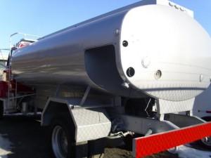 Custom Specification Built Tanker